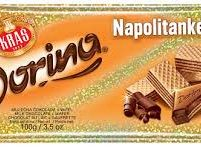 dorina napolitanke chocolate photo