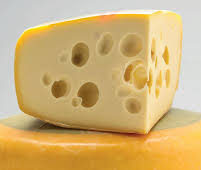 maasdam cheese photo
