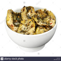 marinated artichoke photo